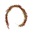 Northlight Seasonal Berry and Holly Leaves Unlit Artificial Christmas Garland