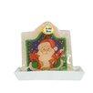 Northlight Seasonal Decorative Santa Claus Christmas Candle with Real Wax
