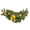 Northlight Seasonal Pre Decorated Apple and Berry Artificial Christmas Swag