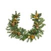 Northlight Seasonal Pre Decorated Pine Apple Ball Berry and Pine Cone Artificial Christmas Garland