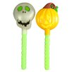 Northlight Seasonal 72 Piece Skull and Pumpkin Halloween Decoration Set