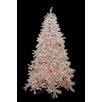 Northlight Seasonal 6.5' White Cedar Pine Artificial Christmas Tree with Clear Light