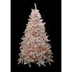 Northlight Seasonal 6.5' White Cedar Pine Artificial Christmas Tree with Multi Light