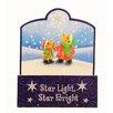 Northlight Seasonal Ho! Ho! Ho! Christmas Card Holder