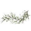 Northlight Seasonal Berry Spring Floral Decorative Artificial Garland