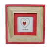 Northlight Seasonal Basic Luxury Tabletop Picture Frame with Accents
