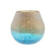 Northlight Seasonal Frosted Hand Blown Decorative Glass Vase