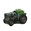 Garden Patio Plastic Statue Planter - Northlight Planters