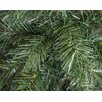 Northlight Seasonal 9' Green Woodland Alpine Artificial Christmas Tree with Unlit Light with Stand