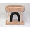 "Beatrise Pet Products 21"" Kitty Cradle Cat Condo"