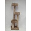 "Beatrise Pet Products 70"" Triple Stacker Cat Tree"