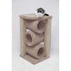 "Beatrise Pet Products 45"" 3 N 1 Stackerr Cat Condo"