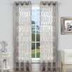 Universal Home Fashions Freemont Single Curtain Panel