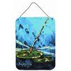 Caroline's Treasures Gg'S Dragonfly Hanging Painting Print Plaque