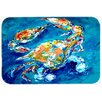 Caroline's Treasures By Chance Crab Kitchen/Bath Mat