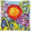Caroline's Treasures Sunflower Indoor/Outdoor Throw Pillow