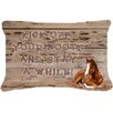 Caroline's Treasures Kick Off Your Boots and Stay A While Indoor/Outdoor Throw Pillow