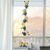 Imagicom 2 Piece Minion Chain Window Sticker Set