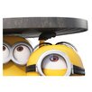 Imagicom 2 Piece Minion Manhole Wall Sticker Set