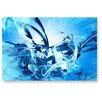 LanaKK Wandbild Graf Fire Ice, Fotodruck