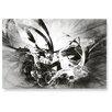 LanaKK Wandbild Graf Fire, Fotodruck