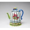 Cosmos Gifts Birdcage 0.75-qt. Teapot