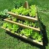 3 ft x 3 ft Western Red Cedar Vertical Garden - Infinite Cedar Planters