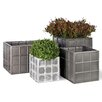 Capital Garden Products Downing Square Planter