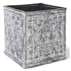 Capital Garden Products James II Square Planter