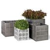 Capital Garden Products Square Planter