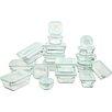 Glasslock 36-Piece Tempered Glasslock Food Storage Container Set