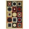 Rugnur Hammam Geometric Doormat