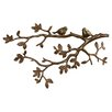 Darby Home Co Whowood Decorative Little Lovebirds on Branch Wall Decor
