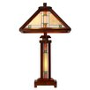 """Darby Home Co Risley 25.6"""" H Table Lamp with Empire Shade"""