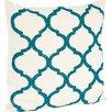 Darby Home Co Hensen Moroccan Design Beaded Throw Pillow