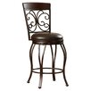 """Darby Home Co Edenfield 30"""" Swivel Bar Stool"""