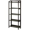"Darby Home Co Troy 60.25"" Accent Shelves Bookcase"