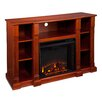 Darby Home Co Buchanon TV Stand with Electric Fireplace