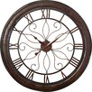 "Darby Home Co Evans Oversized 30.25"" Wall Clock"