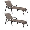 Darby Home Co Oliver Patio Lounger (Set of 2)