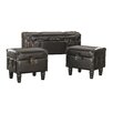 Darby Home Co Oliver 3 Piece Travelers Storage Trunk Set