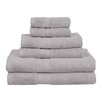 Darby Home Co Superior Rayon From Bamboo 6 Piece Towel Set