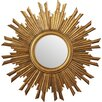 Darby Home Co Sunburst Round Mirror