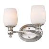 Darby Home Co Lockmoor 2 Light Vanity Light