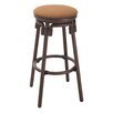 """Darby Home Co Elzey 41"""" Bar Stool with Cushion (Set of 2)"""
