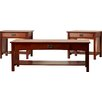 Darby Home Co Harvel 3 Piece Coffee Table Set