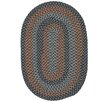 Darby Home Co Charleston Hand-Woven Gray/Brown Area Rug
