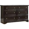 Darby Home Co Hennepin 6 Drawer Dresser