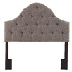 Darby Home Co Neiman Upholstered Curved Headboard