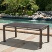 Darby Home Co Enigma Outdoor Dining Table